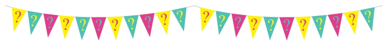 questionmark-bunting